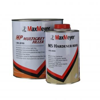 MaxMeyer - Pack apprêt multi 1.841.8700/8800/8900 - pack apprêt HP multi