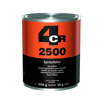 4CR - Mastic polyester pistolable - 2500.1500