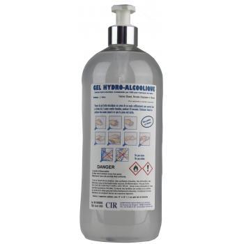 InterCarross - Gel Hydro Alcoolique - GELHYDRO 1L