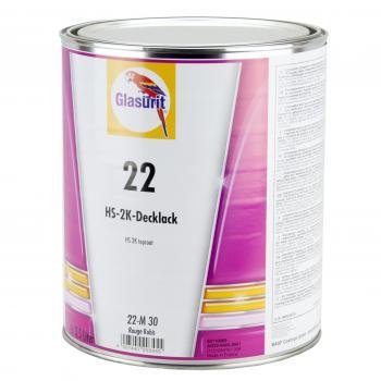 Glasurit - Peinture Ligne 22 - 22-M30