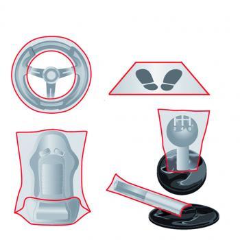 4CR - Kit de protection - 1143.0005