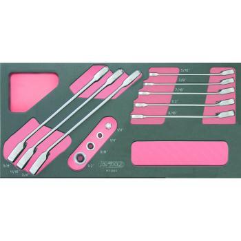KS Tools - Module clés mixtes cliquet GEARplus® - 713.2029