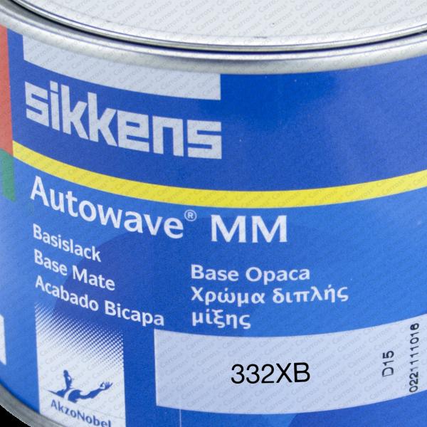 carross peinture autowave mm332xb sikkens 0 5l 355992. Black Bedroom Furniture Sets. Home Design Ideas