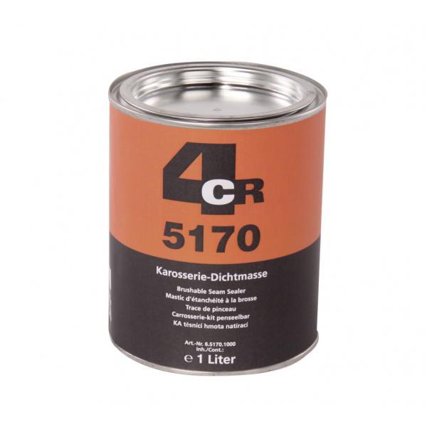 mastic d 39 tanch it gris 4cr la brosse 1l gris la brosse 1l. Black Bedroom Furniture Sets. Home Design Ideas