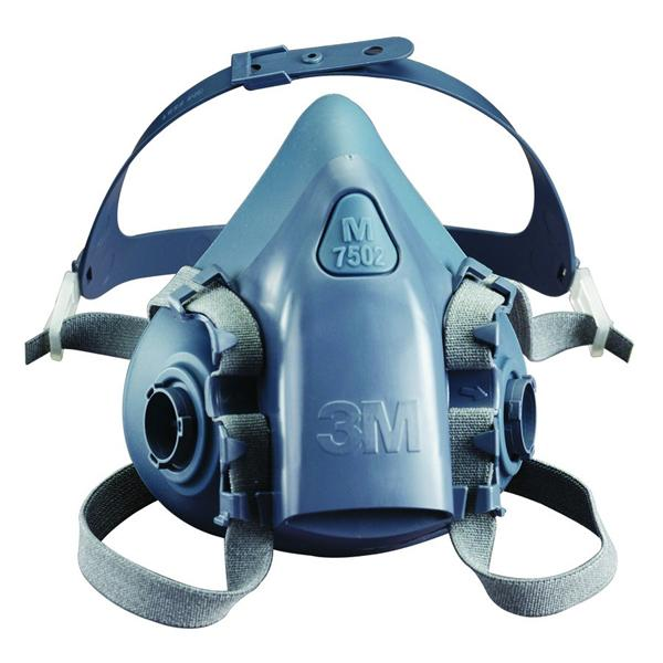 Carross - Demi-masque de protection - Taille grande 3M 07503 ... 0e8bd40d4e3d