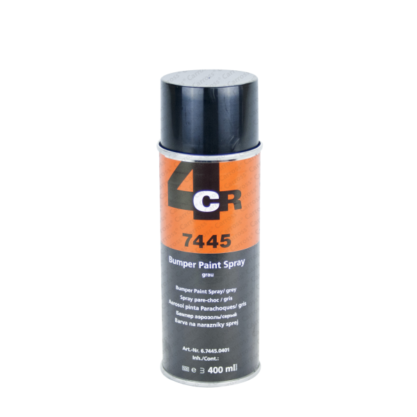 peinture pare choc a rosol gris 4cr 400ml gris 400ml. Black Bedroom Furniture Sets. Home Design Ideas